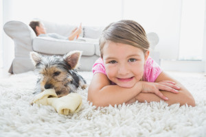 Child+Dog: Smiles are the best customer testimonials