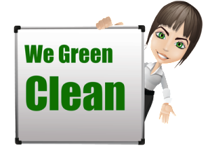 Quality Products used for green cleaning